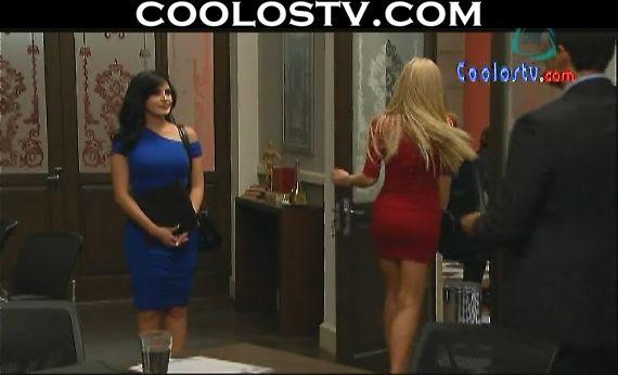 Ximena Herrera Y Lisette Morelos Nalgonas En Vestidos