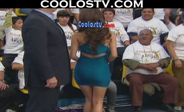 Cynthia.Rodriguez.Culote.Microvestido.Azul.Ultra.Ajustado.HD[(003762)