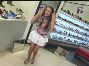 Marijo.Moda.Minifaldas.Zapatillas.Tacones.HD