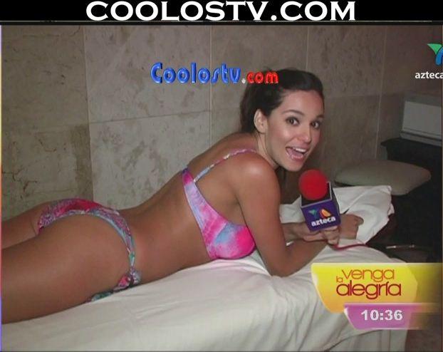 ... April, 2012 at 622 × 494 in Tania Rincon en Bikini Masaje en Spa HD