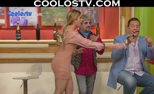 Mega nalgotas de super abuela - 1 part 3