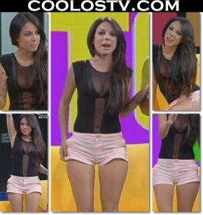 Coolostv.com | Los mejores videos de descuidos en la TV en  of Tania rincon descuidos de lili