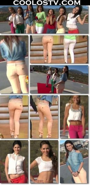 Tania.Rincon.Ballet.VLA.Modelando.Jeans.Culo.Tragon.HD