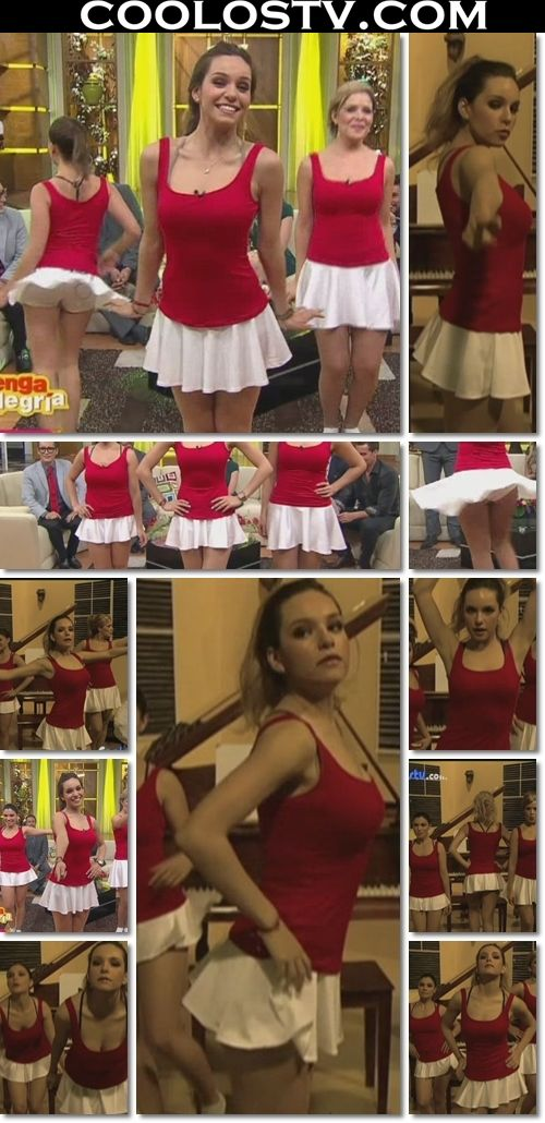 Tania.Tabata.Lili.Upskirt.Minifaldas.Blancas
