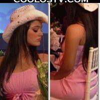 Allisson Lozz Culote en Vestido Rosa