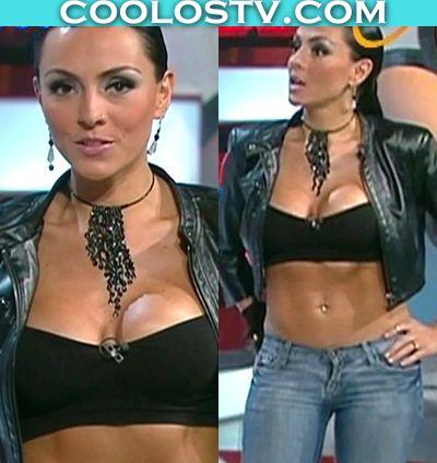 Ivonne Montero Tetona en Jeans