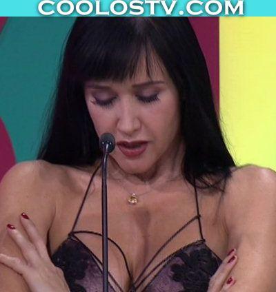 Susana Zabaleta Tetona en Lycras