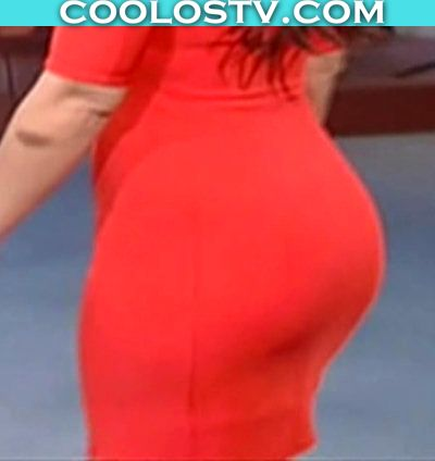 Jacky Guerrido Big Booty Thight Minidress