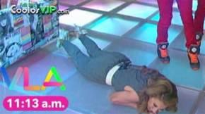 Ingrid Coronado Mega Culo Empinada Body Gris.0004