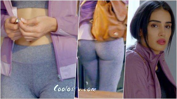 Susana Renteria Camel Toe Culo en Lycras MILF