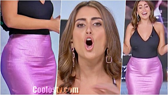 Sofia Rivera Torres Tanga Marcada Falda Rosa Ajustada VPL [169]