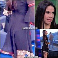 Paola Rojas con la Panty Transparentada VPL [228]