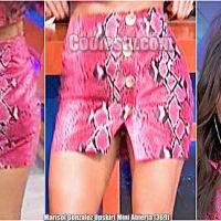 Marisol Gonzalez Upskirt Descuido en Minifalda en Hoy 2020 [369]