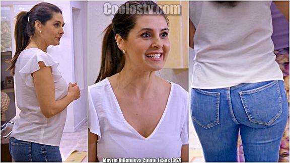 Mayrin Villanueva Culote Jeans [367]