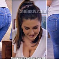 Mayrin Villanueva Culote Jeans MILF Tetona [368]