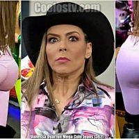 Vanessa Oyarzun Mega Culo Jeans [362]