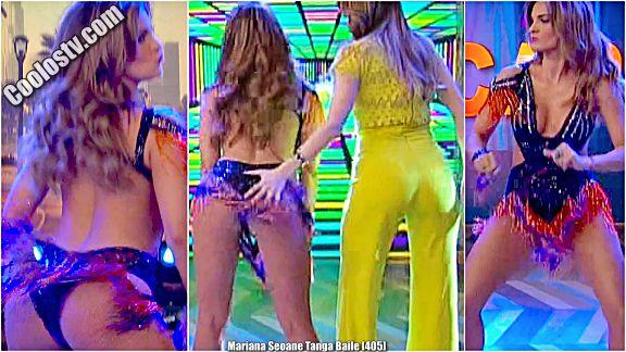 Mariana Seoane en Tanga Baile Hot [405]
