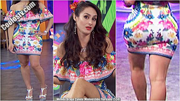 Wendy Braga Culote Minivestido Cuentamelo Ya 534 Coolostv Com Her birthday, what she did before fame, her family life, fun trivia facts, popularity rankings, and more. wendy braga culote minivestido