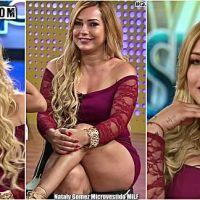 Nataly Gomez Microvestido MILF