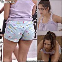 Andrea Mextli Culo Tragon Short