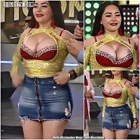 Nelly Aficionados Mega Tetas Brinconas y Microfalda MILF